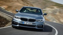 New BMW 5-Series Unveiled, To Be Launched by February 2017 12