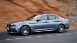 New BMW 5-Series Unveiled, To Be Launched by February 2017 4