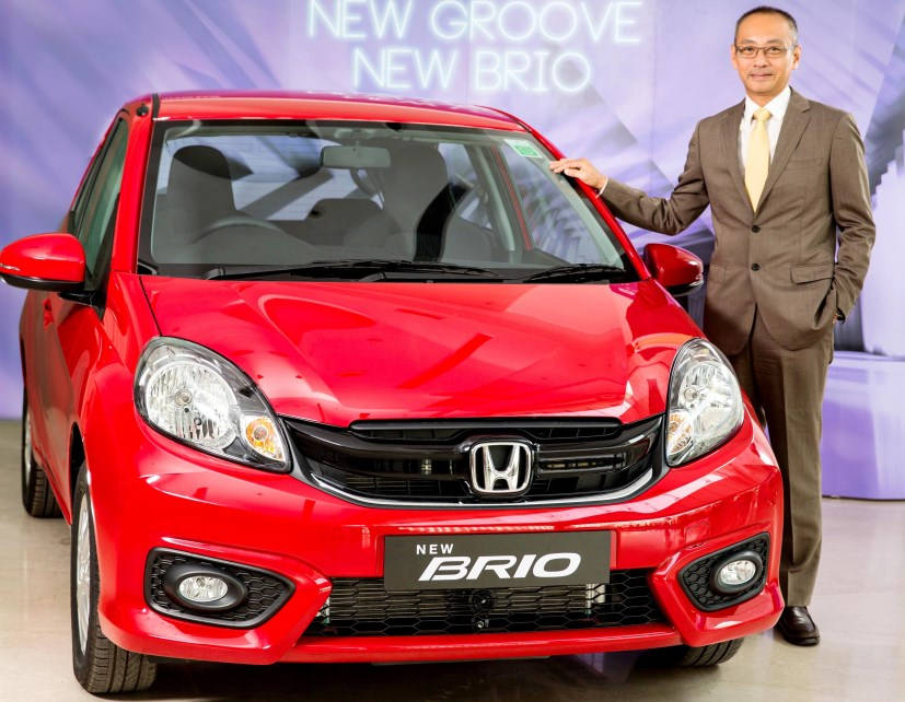 Honda India Launches The New Brio for INR 4.69 lac 3
