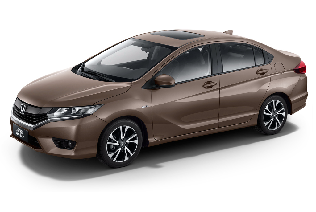 2017 Honda City to Look Similar to Honda Greiz- Report 17