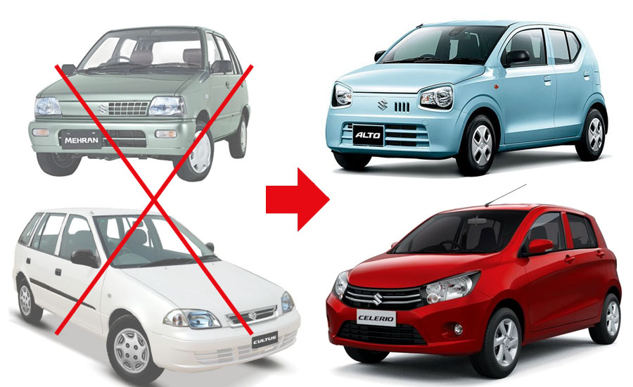 Finally Pak Suzuki About to Replace Mehran with Alto 660cc 3