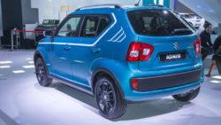 Suzuki Ignis Unveiled At Paris Motor Show 6