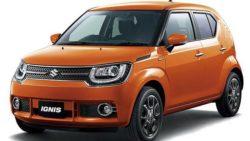 Suzuki Ignis Unveiled At Paris Motor Show 12