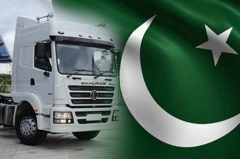 Shacman Heavy Duty Trucks Now in Pakistan 1