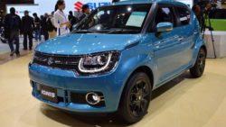 Suzuki Ignis Unveiled At Paris Motor Show 2