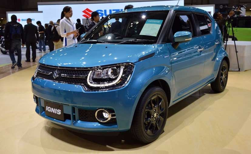 Suzuki Ignis Unveiled At Paris Motor Show 5