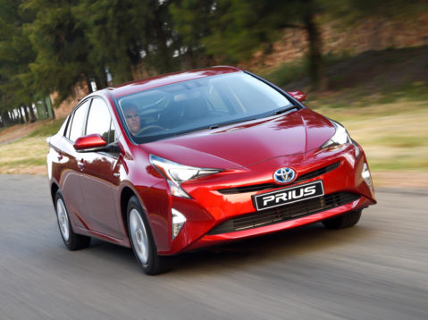 23 years of Toyota Prius 22