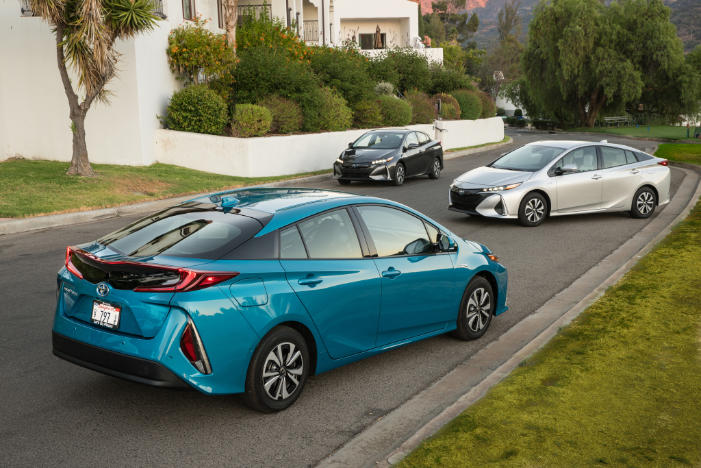 23 years of Toyota Prius 26