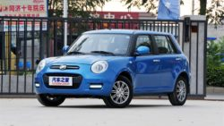 Lifan Autos to Focus on EVs only- Most Gasoline Engine Models Discontinued 2