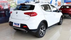 Lifan Autos to Focus on EVs only- Most Gasoline Engine Models Discontinued 90