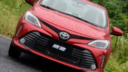 2017 Toyota Vios Launched in China 1