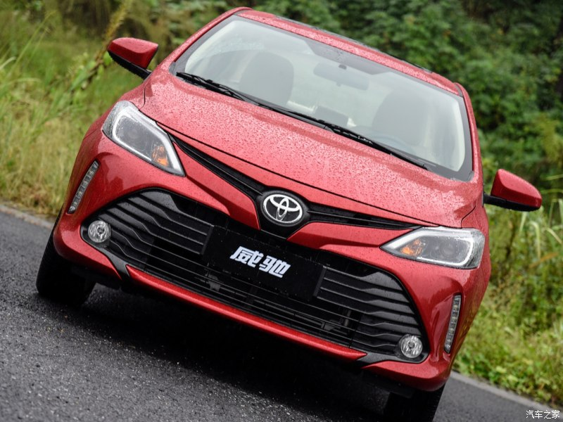 2017 Toyota Vios Launched in China — Welcome To CarSpiritPK