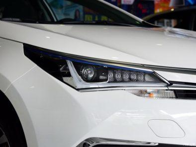 Toyota Corolla- 50 years, 11 Generations & 44 Million Units 2