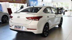 2017 Hyundai Verna Launched in China 12