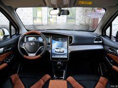 Enranger G5- An Impressive Car By a Newbie Automaker 8