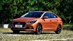 2017 Hyundai Verna Launched in China 3