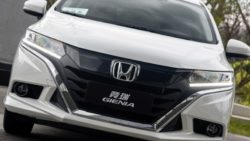 Honda Gienia Launched in China 5
