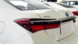 Toyota Corolla- 50 years, 11 Generations & 44 Million Units 5