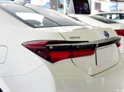 Toyota Corolla- 50 years, 11 Generations & 44 Million Units 3