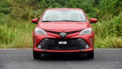 2017 Toyota Vios Launched in China 2