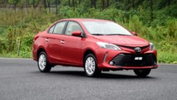 2017 Toyota Vios Launched in China 3