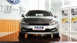 FAW A70 Sedan Launched In China 1