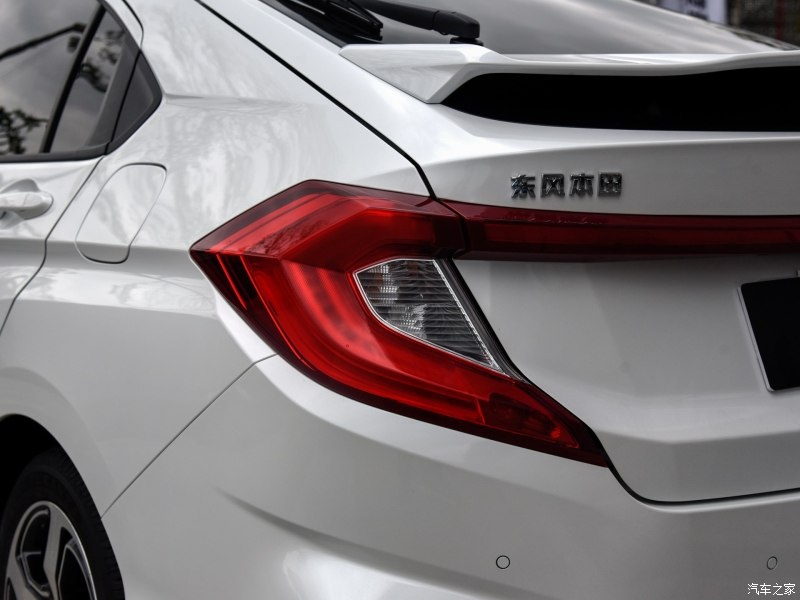 Honda Gienia Launched in China 8