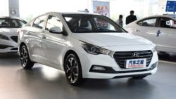 2017 Hyundai Verna Launched in China 11