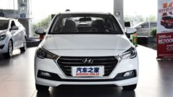 2017 Hyundai Verna Launched in China 10