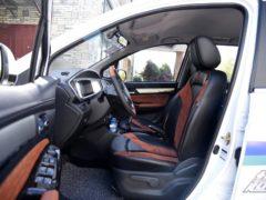 Enranger G5- An Impressive Car By a Newbie Automaker 24
