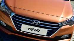 2017 Hyundai Verna Launched in China 4