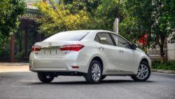 Toyota Launches Corolla 1.2 Liter Turbo in China 3