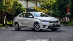 Toyota Launches Corolla 1.2 Liter Turbo in China 2