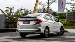 Honda Gienia Launched in China 9