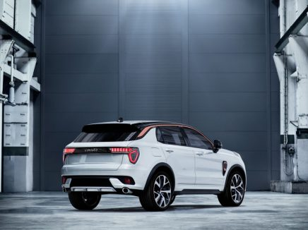 Geely's Lynk & Co Launches New '01' SUV 4