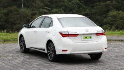Corolla Altis Facelift Launched In Taiwan 7