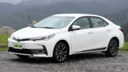Corolla Altis Facelift Launched In Taiwan 8