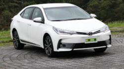 Corolla Altis Facelift Launched In Taiwan 6