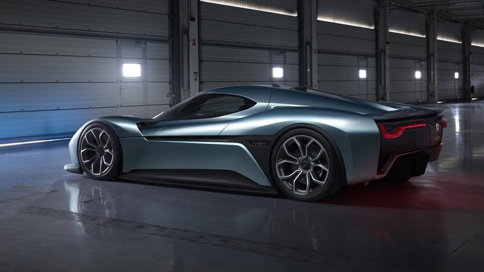 The 1360hp NIO EP9 Is World's Fastest Electric Supercar From China 5