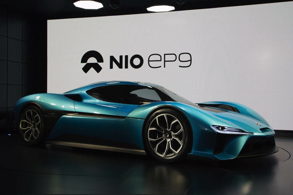 The 1360hp NIO EP9 Is World's Fastest Electric Supercar From China 10