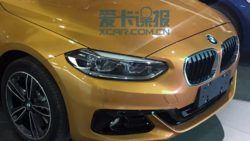 BMW 1-Series Sedan Spotted Ahead of Guangzhou Auto Show 6