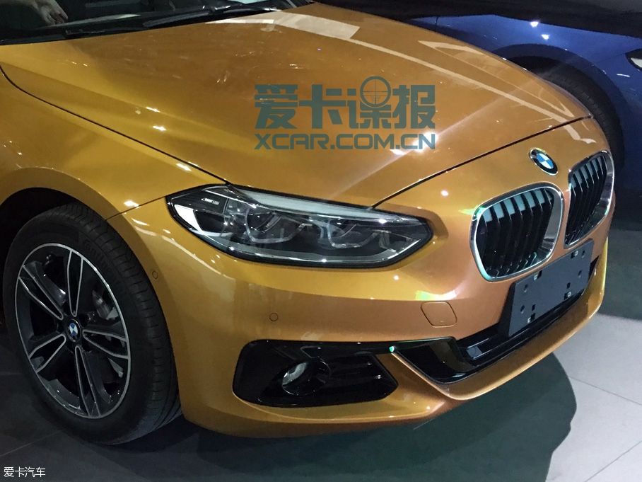 BMW 1-Series Sedan Spotted Ahead of Guangzhou Auto Show 3