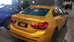 BMW 1-Series Sedan Spotted Ahead of Guangzhou Auto Show 7