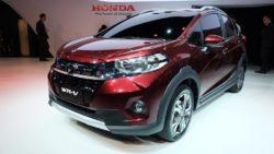 Honda Unveils the WR-V Crossover at 2016 Sao Paulo Auto Show 3
