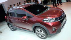 Honda Unveils the WR-V Crossover at 2016 Sao Paulo Auto Show 6