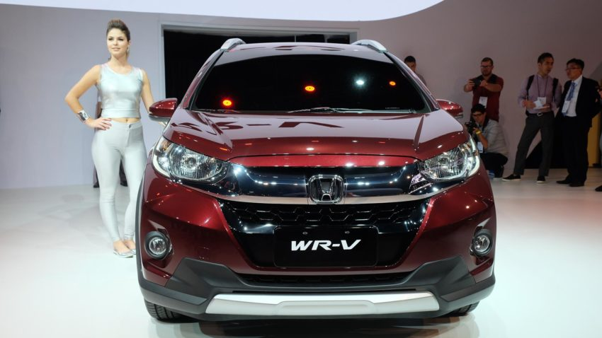 Should Honda Atlas Launch the WR-V Crossover in Pakistan? 3