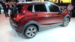 Honda Unveils the WR-V Crossover at 2016 Sao Paulo Auto Show 8