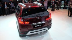 Honda Unveils the WR-V Crossover at 2016 Sao Paulo Auto Show 9