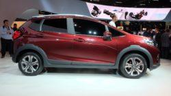 Honda Unveils the WR-V Crossover at 2016 Sao Paulo Auto Show 7