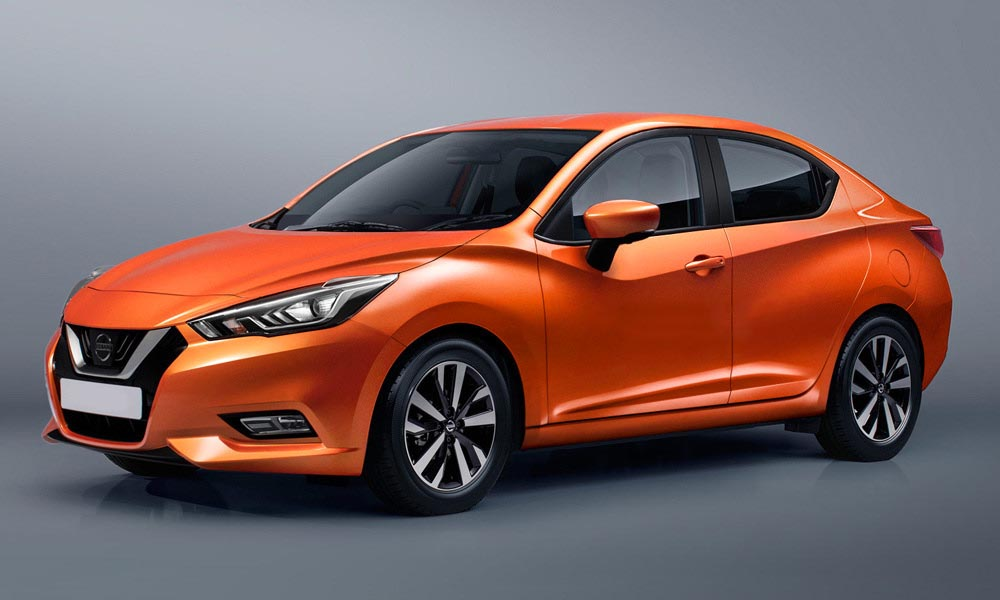 Future Nissan Sunny Looks Promising in Renders 6
